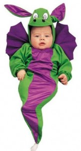Dragon Infant Costume