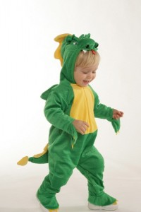 Dragon Toddler Costume