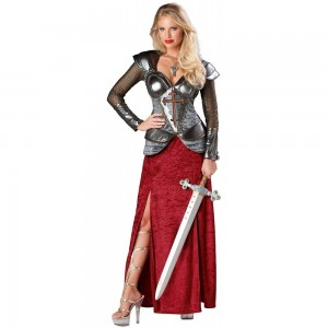 Female Knight Costume