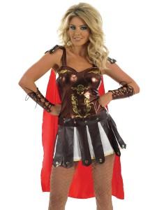 Female Spartan Costume
