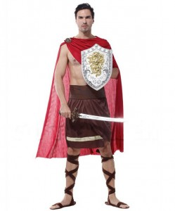 Greek Spartan Costume