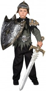 Kids Knight Costumes