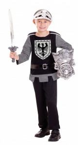 Knight Costume Boy