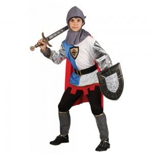 Knight Costume Kids