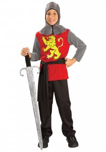 Knight Costumes for Boys