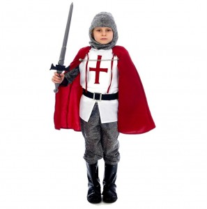 Knight Kids Costume