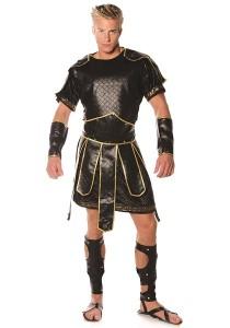 Mens Spartan Costume