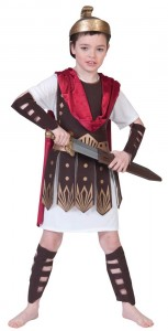 Spartan Costume Kids