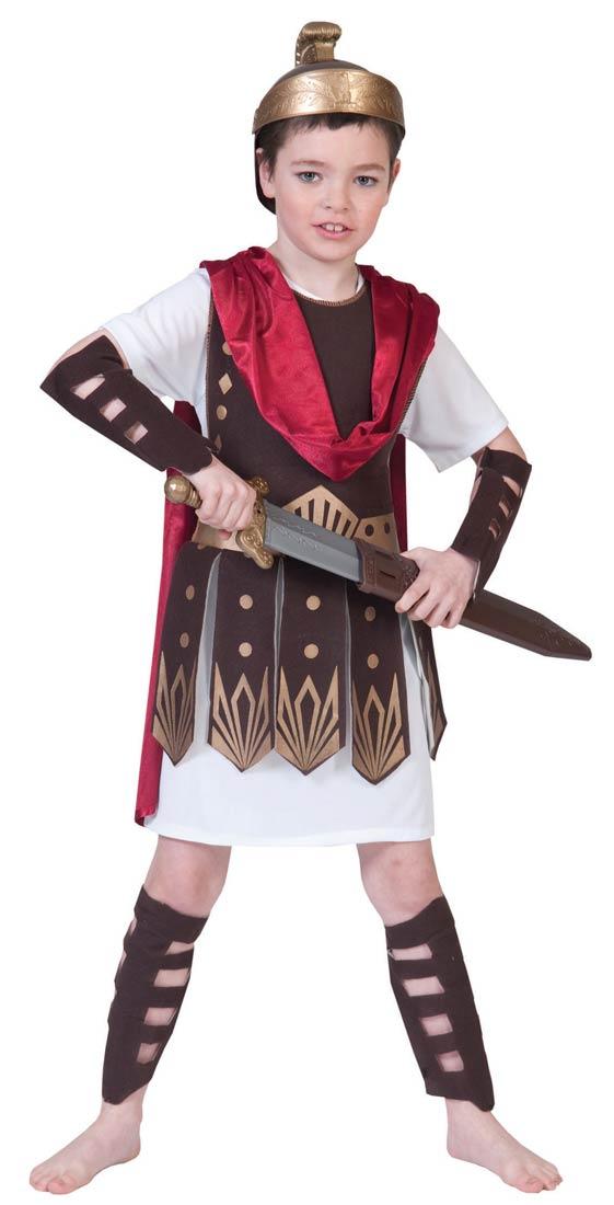 Spartan Halloween Costume Kids