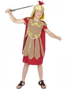 Spartan Costume for Kids