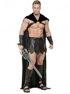 Spartan Costumes for Men