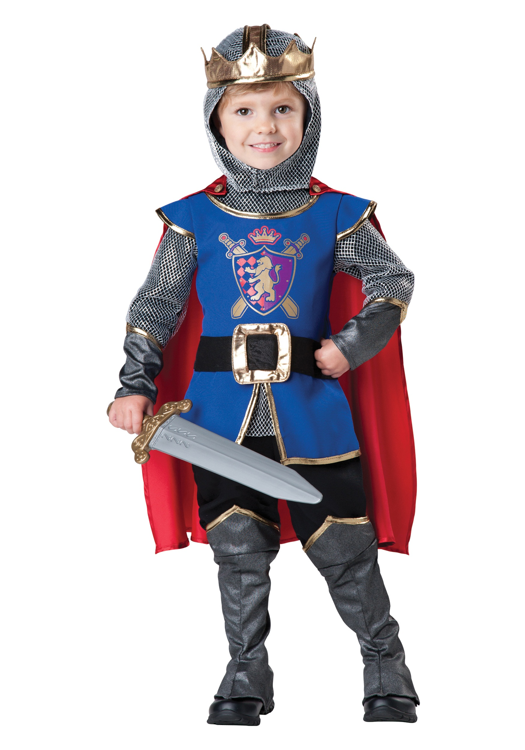Новогодние костюмы своими руками рыцари