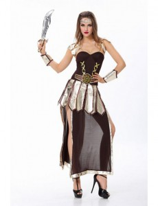 Womens Spartan Costume